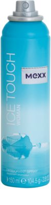 Mexx Ice Touch Woman 2014 deodorant Spray para mulheres 1