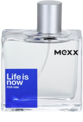Mexx Life is Now for Him eau de toilette férfiaknak 2