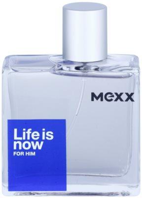 Mexx Life is Now for Him After Shave für Herren 3