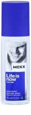 Mexx Life is Now for Him dezodorant v razpršilu za moške