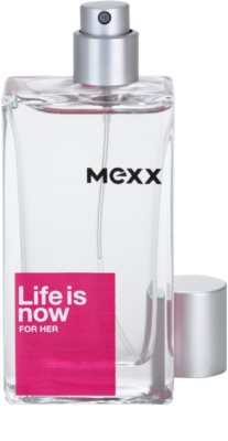 Mexx Life is Now for Her eau de toilette nőknek 3