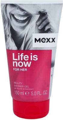Mexx Life is Now for Her żel pod prysznic dla kobiet