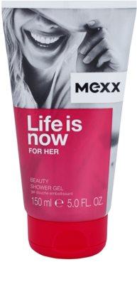 Mexx Life is Now for Her гель для душу для жінок