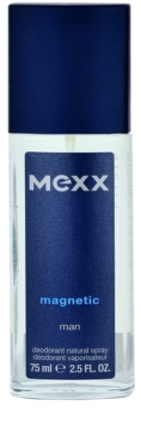 Mexx Magnetic Man desodorante con pulverizador para hombre