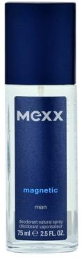 Mexx Magnetic Man дезодорант з пульверизатором для чоловіків