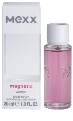 Mexx Magnetic Woman Eau de Parfum para mulheres