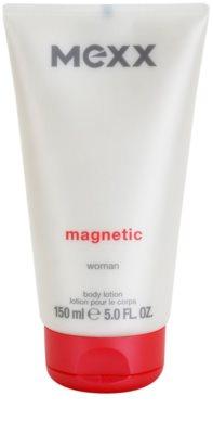 Mexx Magnetic Woman telové mlieko pre ženy