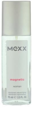 Mexx Magnetic Woman desodorizante vaporizador para mulheres