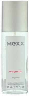 Mexx Magnetic Woman dezodorant z atomizerem dla kobiet