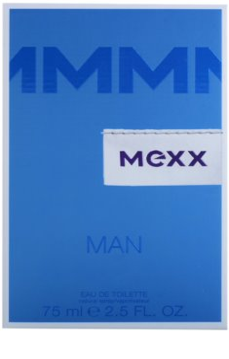 Mexx Man New Look toaletní voda pro muže 4