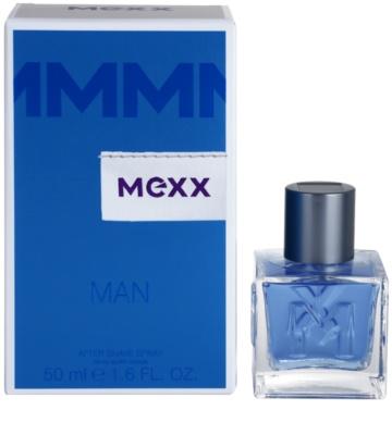 Mexx Man New Look loción after shave para hombre