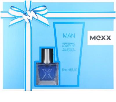 Mexx Man dárková sada