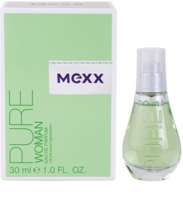 Mexx Pure for Woman New Look Eau de Parfum para mulheres