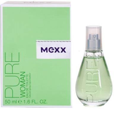 Mexx Pure for Woman New Look Eau de Toilette für Damen
