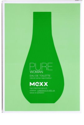 Mexx Pure for Woman New Look Eau de Toilette for Women 4