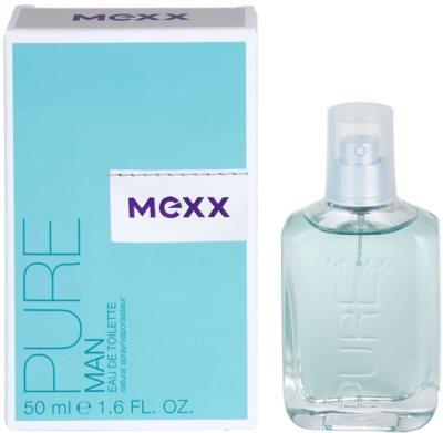 Mexx Pure Man New Look Eau de Toilette pentru barbati
