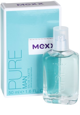 Mexx Pure Man New Look eau de toilette para hombre 1