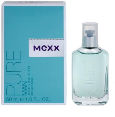 Mexx Pure Man New Look voda po holení pre mužov
