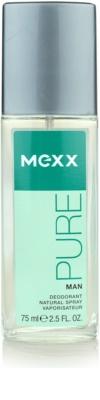 Mexx Pure for Man desodorante con pulverizador para hombre