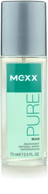 Mexx Pure for Man dezodorant v razpršilu za moške