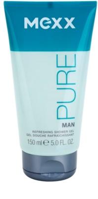 Mexx Pure for Man sprchový gel pro muže