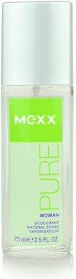 Mexx Pure for Woman deodorant s rozprašovačem pro ženy