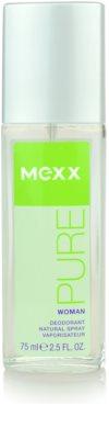 Mexx Pure for Woman spray dezodor nőknek