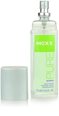 Mexx Pure for Woman deodorant s rozprašovačem pro ženy 1