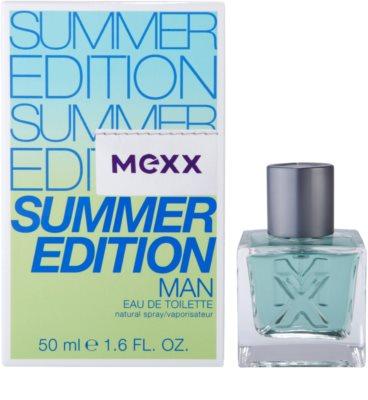 Mexx Summer Edition 2014 Eau de Toilette pentru barbati