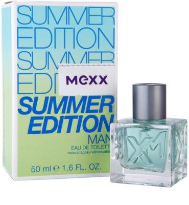Mexx Summer Edition 2014 eau de toilette para hombre 1