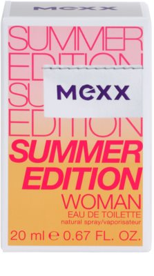 Mexx Woman Summer Edition 2014 eau de toilette para mujer 4