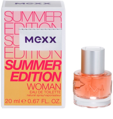 Mexx Woman Summer Edition 2014 eau de toilette para mujer