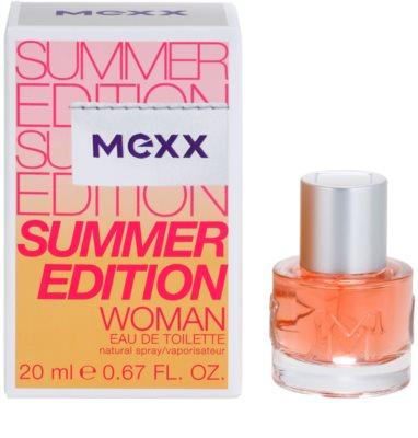 Mexx Woman Summer Edition 2014 toaletna voda za ženske