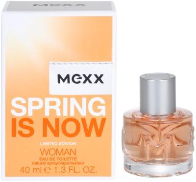Mexx Spring is Now Woman toaletna voda za ženske