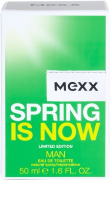 Mexx Spring is Now Man Eau de Toilette para homens 4