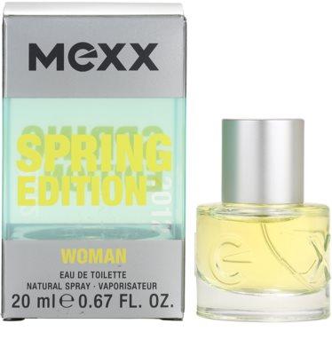 Mexx Spring 2012 Eau de Toilette para mulheres