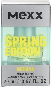 Mexx Spring 2012 Eau de Toilette para mulheres 3