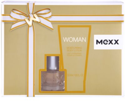 Mexx Woman coffret presente 2