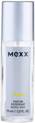 Mexx Woman Deo mit Zerstäuber für Damen