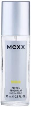 Mexx Woman deodorant s rozprašovačem pro ženy