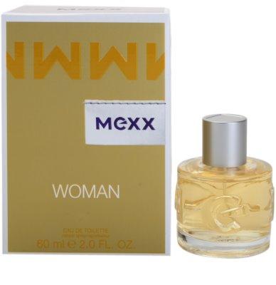 Mexx Woman New Look eau de toilette nőknek