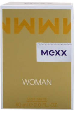 Mexx Woman New Look eau de toilette para mujer 4