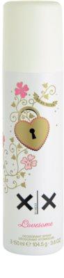 Mexx XX By Mexx Lovesome deodorant Spray para mulheres