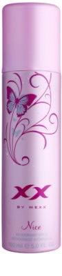 Mexx XX By Mexx Nice deodorant Spray para mulheres