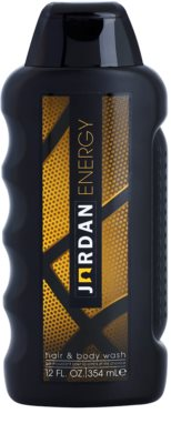 Michael Jordan Jordan Energy gel za prhanje za moške