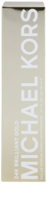 Michael Kors 24K Brilliant Gold eau de parfum nőknek 1