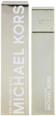 Michael Kors 24K Brilliant Gold eau de parfum nőknek
