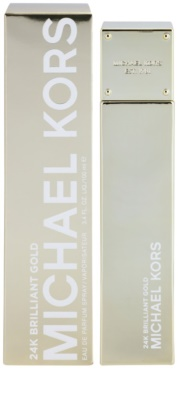 Michael Kors 24K Brilliant Gold Eau de Parfum para mulheres