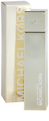Michael Kors 24K Brilliant Gold eau de parfum nőknek 2