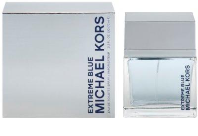 Michael Kors Extreme Blue toaletna voda za moške